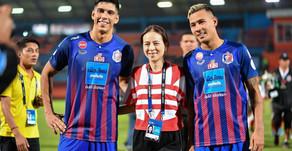 Elias Dolah och Kevin Deeromram - Svenska fotbollssproffsen berättar om livet och succén i Thailand