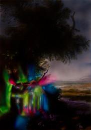 Neon Documentation Dan Flavin Untitled (To Ellen Aware, My Surprise)