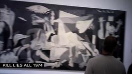 Performance Documentation Kill Lies All Shafrazi 1974