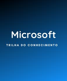 Formação Microsoft