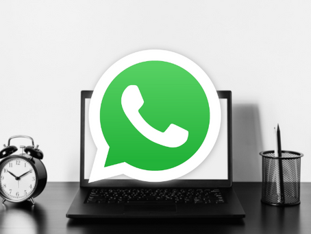 Não use o whatsapp na escola, você está em perigo.