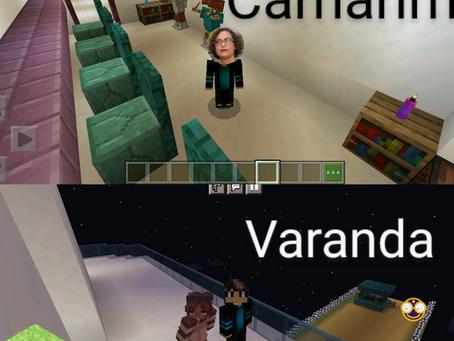 Escola da Bahia inova com Minecraft