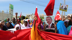 Ending famine in Somalia, the Turkish way SHORT-TERM RESCUE & LONG-TERM SOLUTIONS