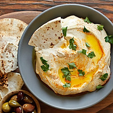 Red Pepper Hummus