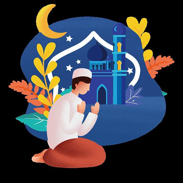 Guy-praying