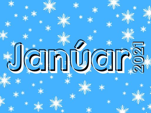 Bænartímaplan - Janúar