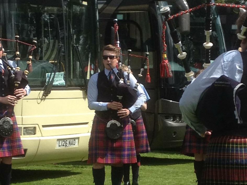 Scottish Championships 2016