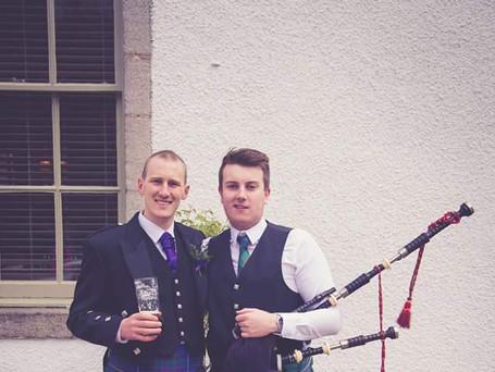 Wedding at Banchory Lodge Hotel 2018