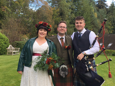 Wedding - Banchory 2019