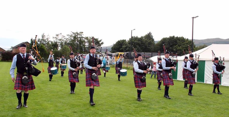 Cowal Highland Gathering 2016