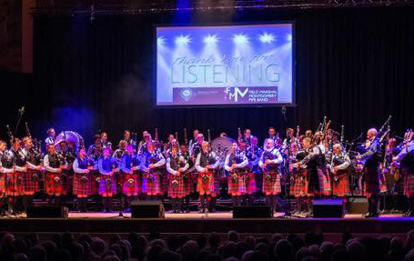 Bucksburn and District Concert with Field Marshal Montgomery at Aberdeen Music Hall 2014