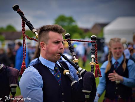 British Pipe Band Championships - Paisley 2019