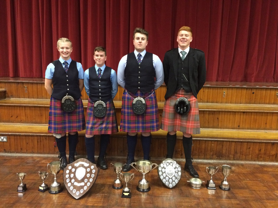 North of Scotland Branch Solo Piping Competition 2018