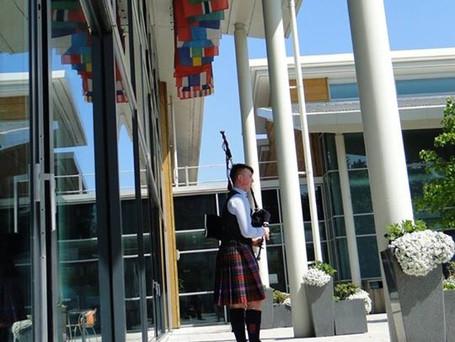 Graduation Ceremony at Aberdeen International School 2015