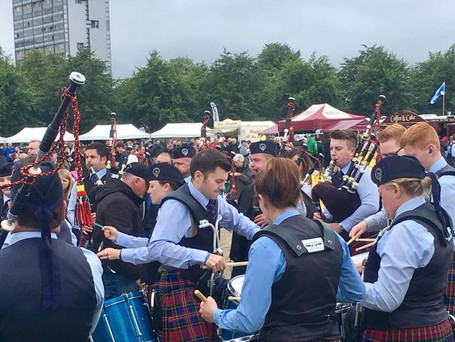 World Pipe Band Championships 2018