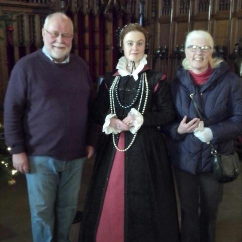 Costume by Artemis Scotland Ltd