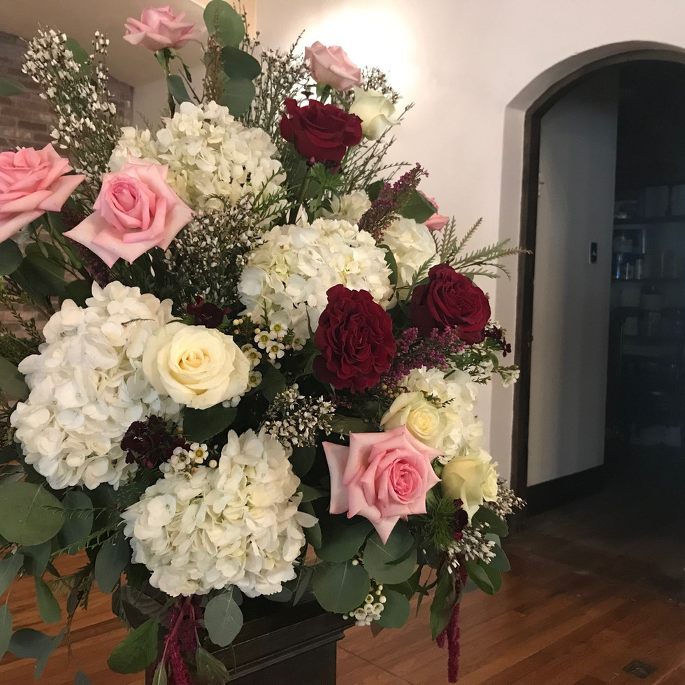Wedding Flower Selections