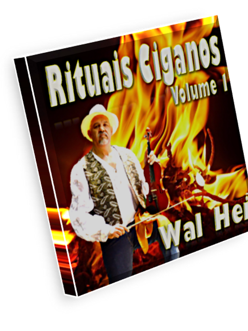 CD RITUAL CIGANO VOL. 1