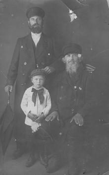 Жители. 1915 г.