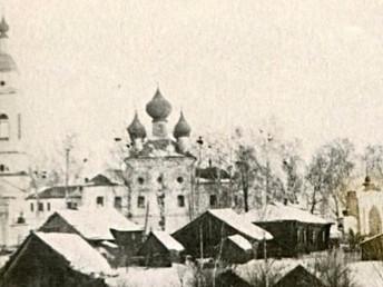 """""""1795. О постройке каменной церкви."""" #1"""