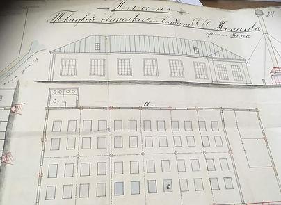 Фабрика в Усолье
