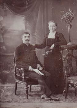 Жители. 1910 г.