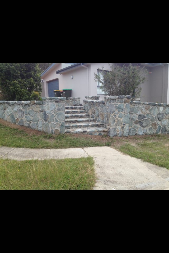 Basalt Entrance