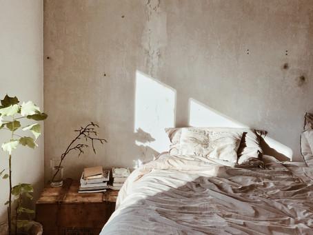 10 hábitos saudáveis p/ antes de dormir