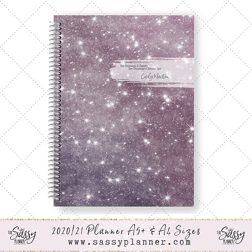 2020/2021 Academic Planner (Stardust Cover)