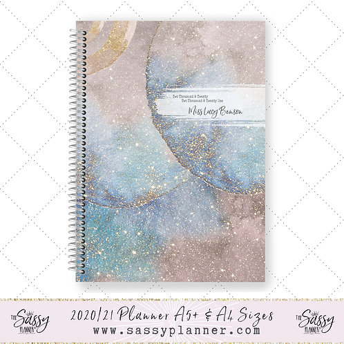 2020/2021 Academic Planner (Agate Cover)