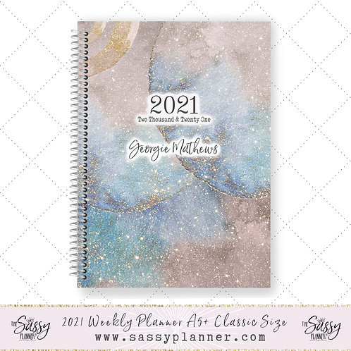 2021 Planner (Agate Cover)