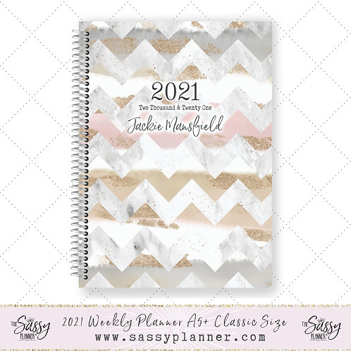 2021 Planner (Sands Cover)