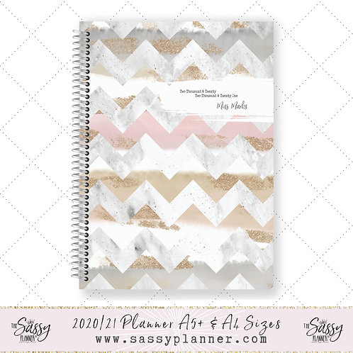 2020/2021 Academic Planner (Sands Cover)