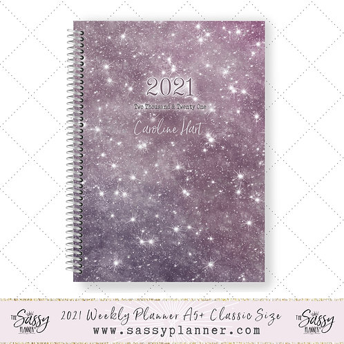 2021 Planner (Stardust Cover)