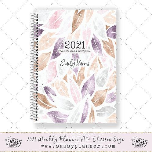 2021 Planner (Petals Cover)