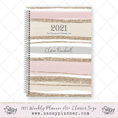 2021 Planner (Dusky Gold Cover)