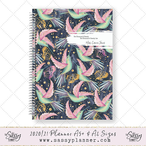 2020/2021 Academic Planner (Mystic Wings Cover)