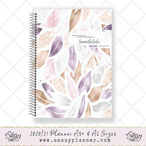 2020/2021 Academic Planner (Petals Cover)
