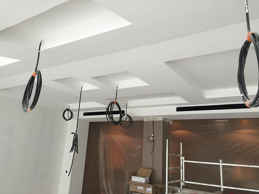 Faux plafond sudplaques st maxime