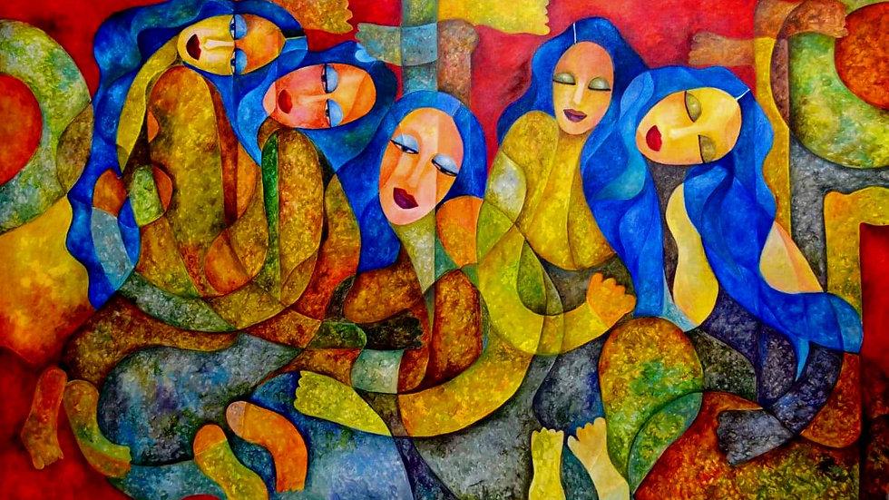 Desire by Tiwiq Maria
