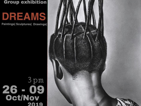 (Dreams) Upcoming Group Exhibition