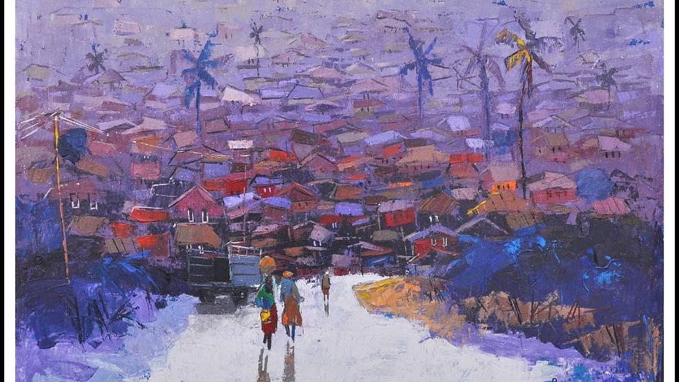 Through and fro by Ogunnusi Dolapo