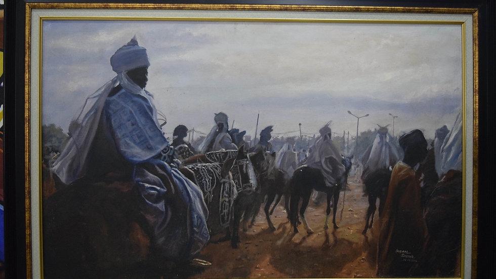 Dubar celebration by Banwo Adeleke
