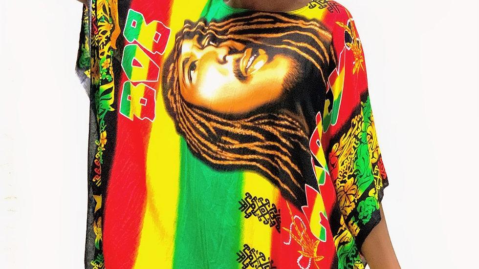 Bob Marley short casual