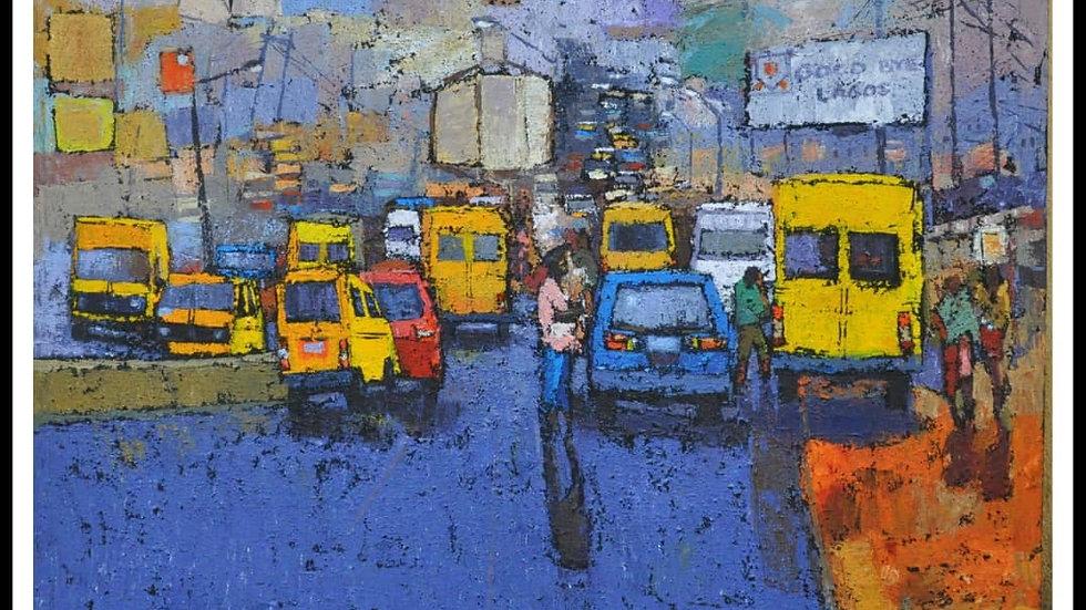 Bye bye to Lagos by Ogunnusi Dolapo
