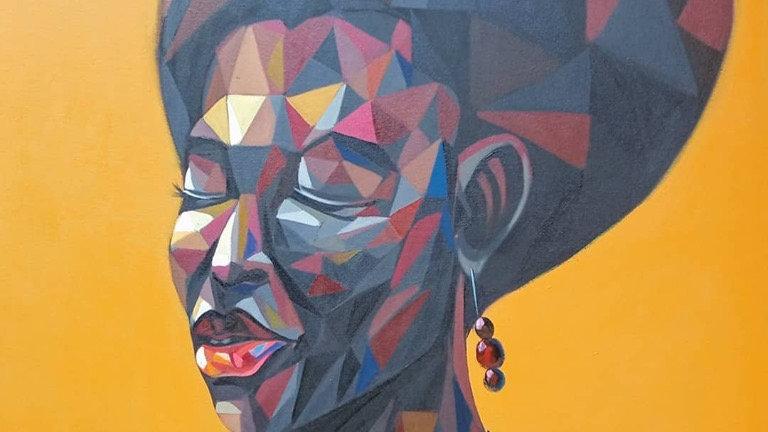 Negritude by Nzennaya Barry