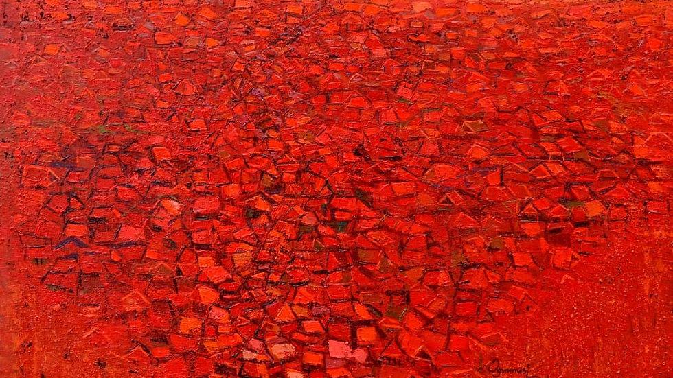 Pattern on earth by Ogunnusi Dolapo