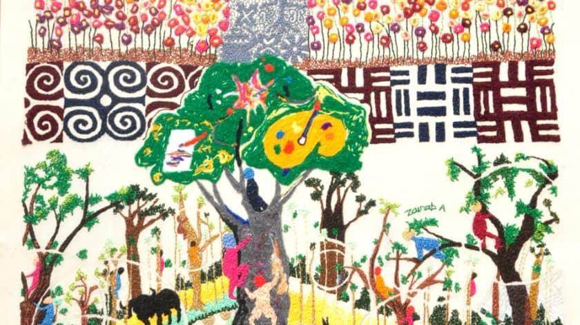Fulfilling path by Akinrinde Zainab