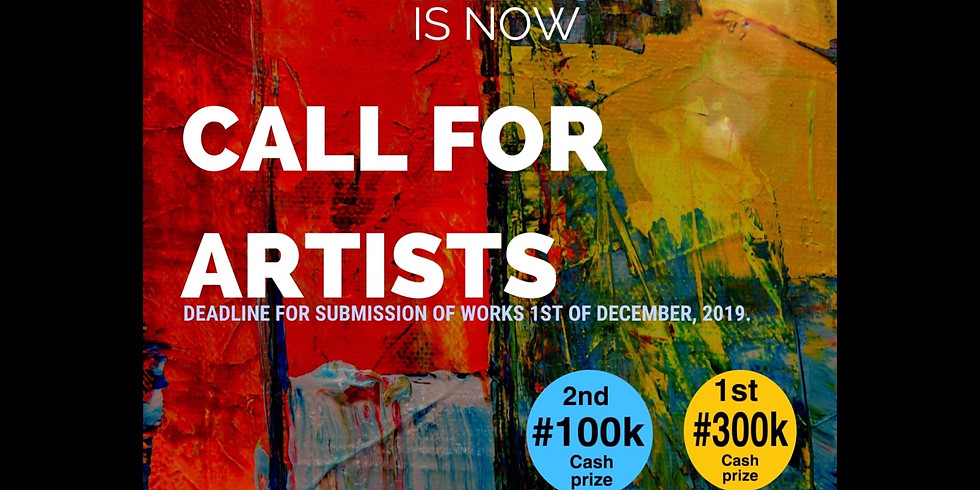 THE FUTURE IS NOW (UPCOMING GROUP EXHIBITION AND ART COMPETITION)