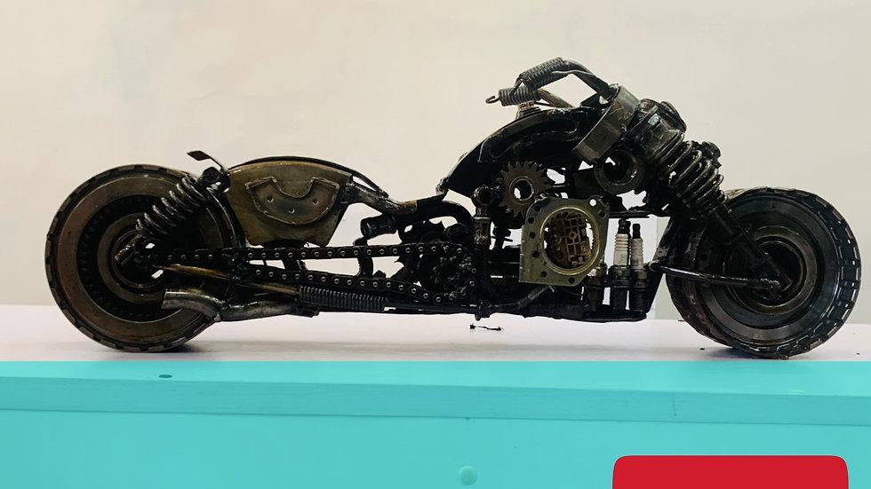 Power bike by Yusuf dongo